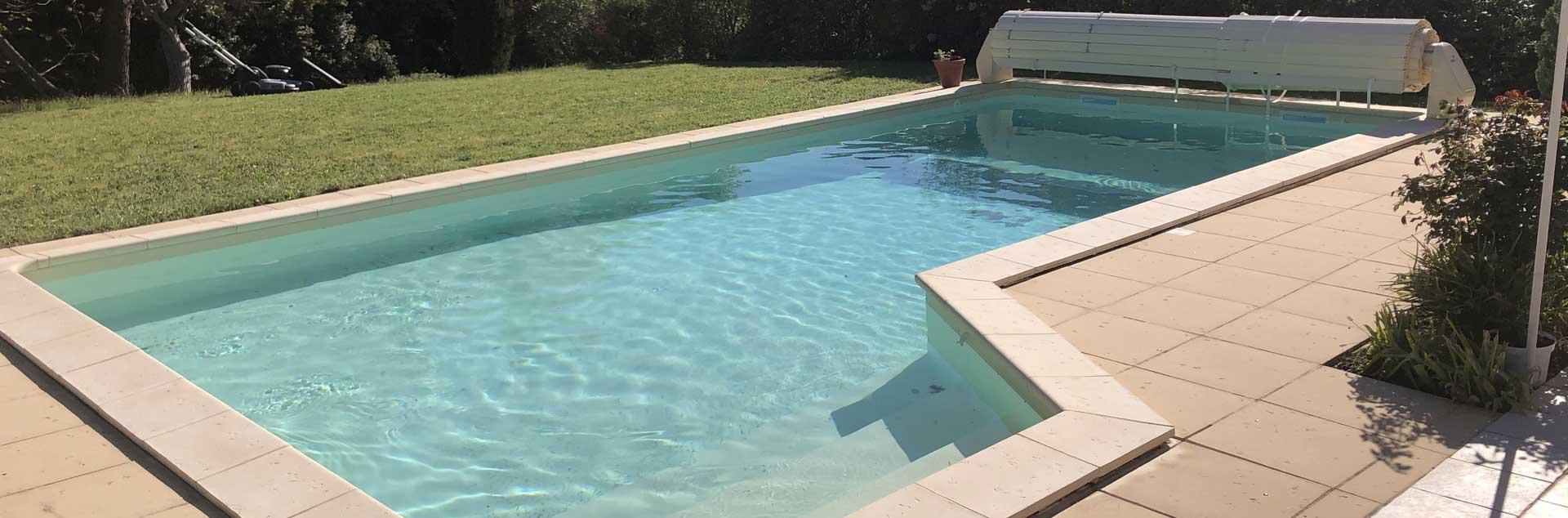 Materiel Piscine La Ciotat spécialiste piscines venasque, construction et rénovation