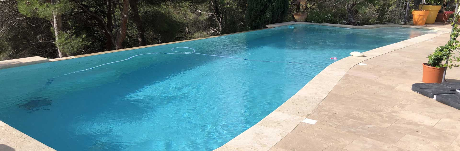 couloir de nage, piscine traditionnelles